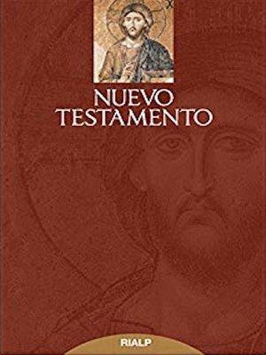 cover image of Nuevo Testamento