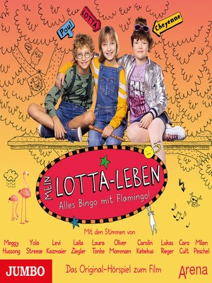 cover image of Mein Lotta-Leben. Alles Bingo mit Flamingo!