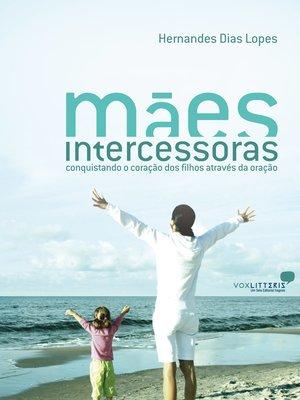 cover image of Mães intercessoras