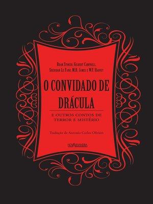 cover image of Convidado de Drácula (O)