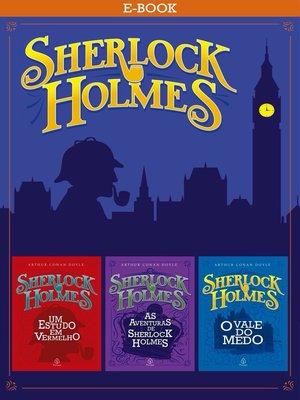 cover image of Sherlock Holmes I