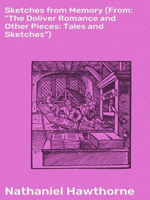 cover image of Sketches from Memory (From