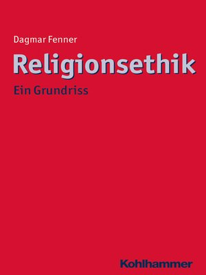cover image of Religionsethik