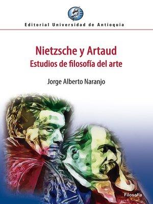 cover image of Nietzsche y Artaud