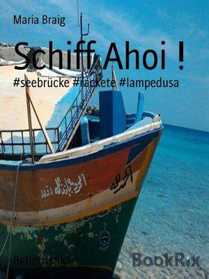 cover image of Schiff Ahoi !