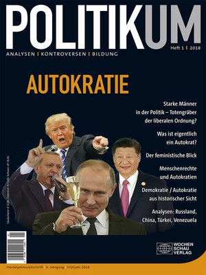 cover image of Autokratie