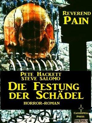 cover image of Steve Salomo--Reverend Pain