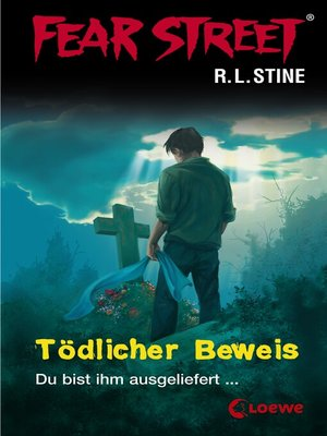 cover image of Fear Street 28--Tödlicher Beweis