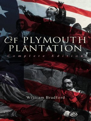 cover image of Of Plymouth Plantation (Complete Edition)