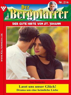 cover image of Der Bergpfarrer 214 – Heimatroman