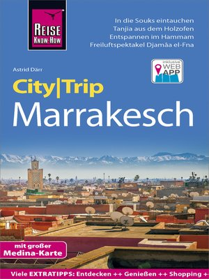 cover image of Reise Know-How CityTrip Marrakesch