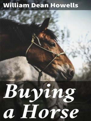 cover image of Buying a Horse