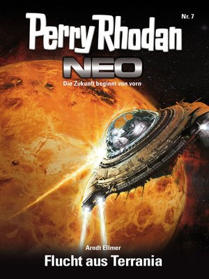 cover image of Perry Rhodan Neo 7