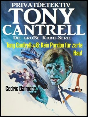 cover image of Tony Cantrell #8