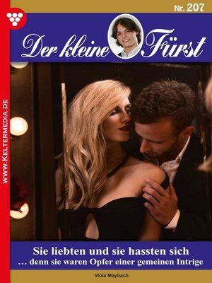 cover image of Der kleine Fürst 207 – Adelsroman