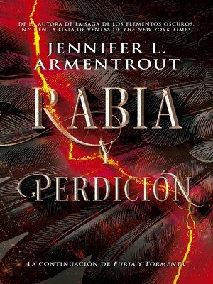 cover image of Rabia y perdición