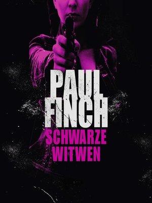 cover image of Schwarze Witwen