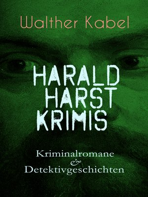 cover image of Harald Harst Krimis