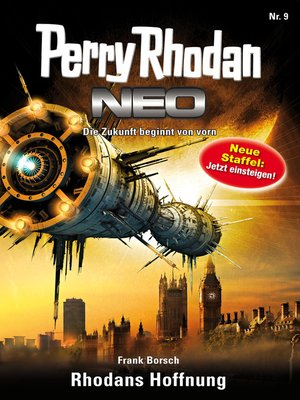 cover image of Perry Rhodan Neo 9