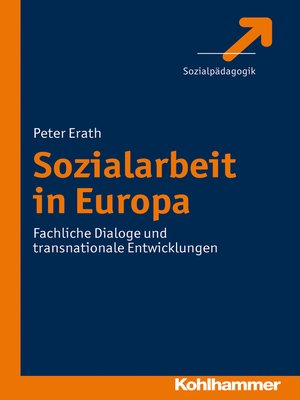 cover image of Sozialarbeit in Europa