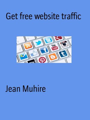 cover image of Get free website traffic