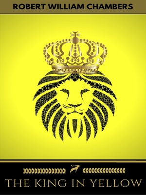 cover image of The King in Yellow (Golden Deer Classics)