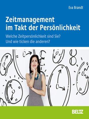 cover image of Zeitmanagement im Takt der Persönlichkeit