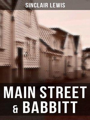 cover image of Main Street & Babbitt