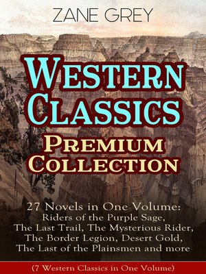 cover image of Western Classics Premium Collection--27 Novels in One Volume