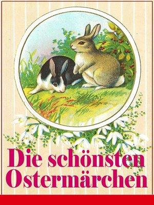 cover image of Die schönsten Ostermärchen