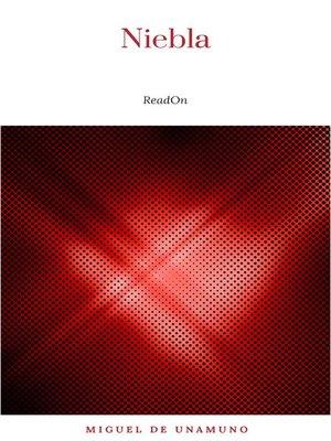 cover image of Niebla