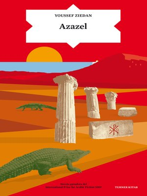 cover image of Azazel