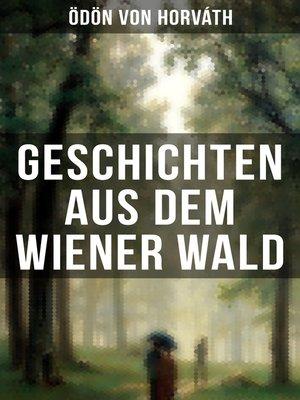 cover image of Geschichten aus dem Wiener Wald