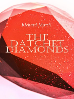 cover image of The Datchet Diamonds