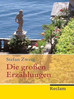 cover image of Die großen Erzählungen
