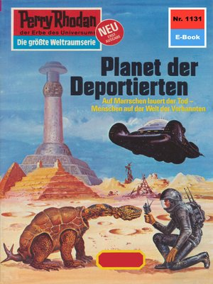 cover image of Perry Rhodan 1131