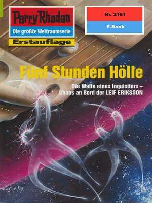 cover image of Perry Rhodan 2161