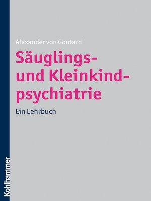 cover image of Säuglings- und Kleinkindpsychiatrie