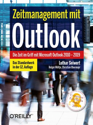 cover image of Zeitmanagement mit Outlook