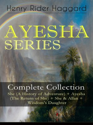 cover image of Ayesha Series – Complete Collection