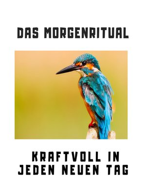 cover image of Das Morgenritual