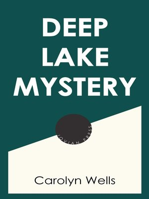 cover image of Deep Lake Mystery