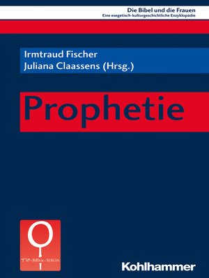 cover image of Prophetie