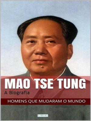 cover image of Mao Tse-Tung