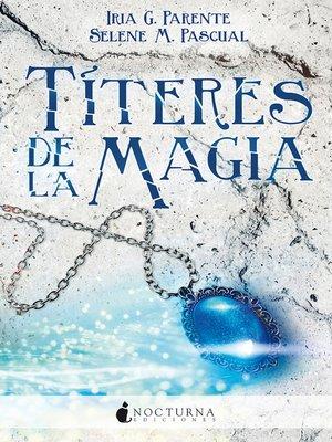cover image of Títeres de la magia