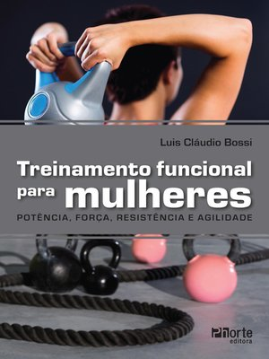 cover image of Treinamento funcional para mulheres