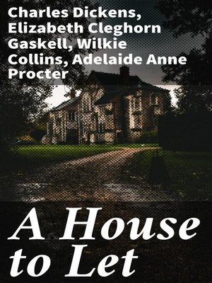 cover image of A House to Let