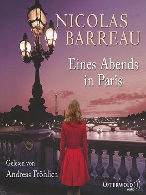 cover image of Eines Abends in Paris