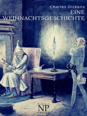 cover image of Eine Weihnachtsgeschichte