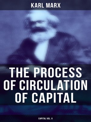 cover image of The Process of Circulation of Capital (Capital Volume II)